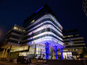 NOKIA - Az épület a Kutatók Éjszakáján