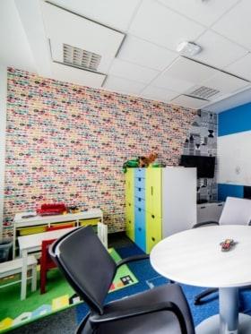 NOKIA - Van egy gyerekbarát irodánk is