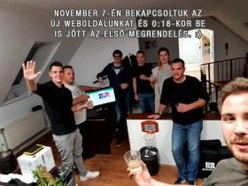 Online Márkaboltok - Boldogság és új weboldal. :)