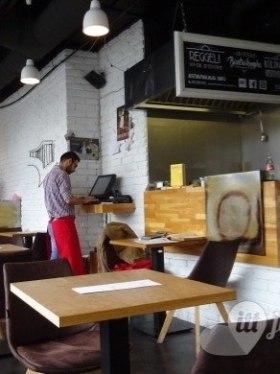 Pasarét Bisztró - Fotó az irodáról  - Budapest, Pasaréti út 100, 1026 Magyarország