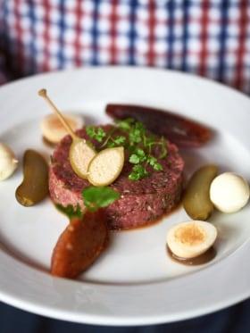 Pasarét Bisztró - Bisztró ételek