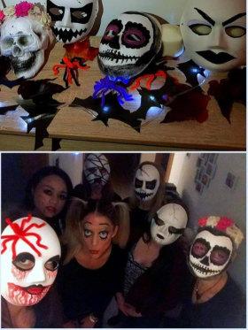 Pearl Hunt - Halloweeneztünk