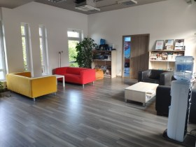 Pix VR Training - A fogadó tér