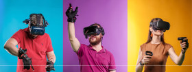 Pix VR Training - Csapatfotó