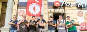 Pizza Hut Magyarország - Csapatfotó