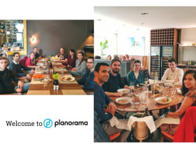 Planorama Europe - Newbie lunches with our CEO