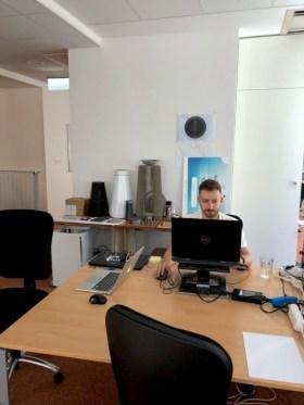 Poizo - Fotó az irodáról