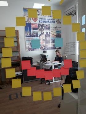 Pongor Publishing - Fotó az irodáról  - Budapest, Bajcsy-Zsilinszky út, 1054 Magyarország