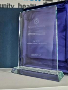 Praktiker Kft. - Employer Branding Award 2019