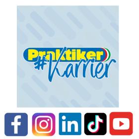 Praktiker Kft. - Megtalálsz a Social Media-ban!