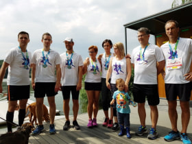 Precognox - A győztes futócsapat