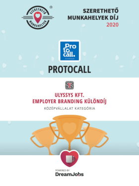 Protocall - Employer Branding Díj!!! :)