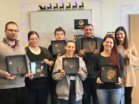 Protocall - Arany Bigyó díj