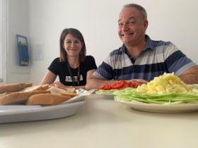Protocall - Mondtuk,hogy szeretünk enni :)