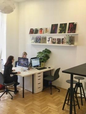PS Creative Agency - Fotó az irodáról  - Budapest, Dob u. 16, 1072 Hungary