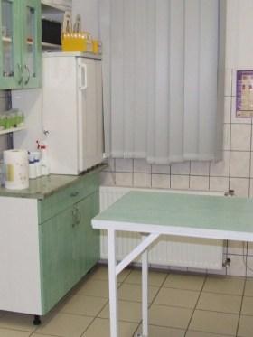 Pumukli Állatorvosi Rendelő - Fotó az irodáról  - Budapest, Szent István út 213, 1213 Magyarország