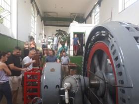 PV Napenergia - Gibárt, ipartörténeti emlékünk