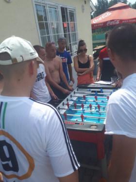 "PV Napenergia - ""Kell egy csapat""csocsóverseny"