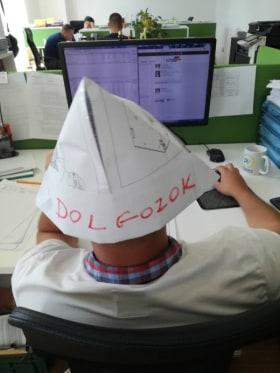 PV Napenergia - Dolgozok, tehát vagyok! :)