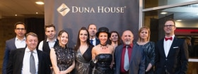 Duna House Győr - Csapatfotó