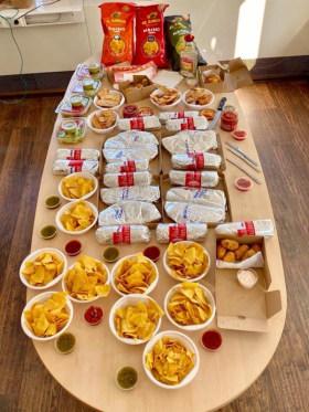 RackForest - Havi tematikus irodai ebédünk