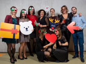 Randstad Hungary - Karácsonyi party