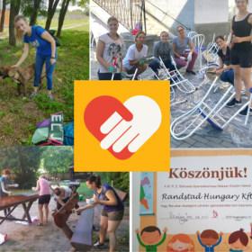 Randstad Hungary - Egy munkanap önkéntességre