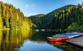 Retrobooth - Fotó az irodáról  - Gyilkos-tó, Románia