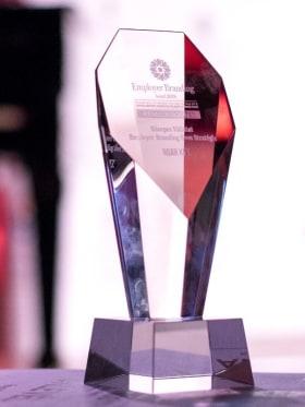 Roar - Employer Branding Award 2018🏆