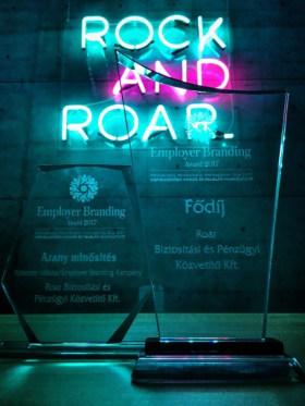 Roar - Employer Branding Award 2017 ❤