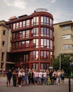 Saatchi & Saatchi Budapest - Office photo  - Budapest, Montevideo u. 10, 1037 Magyarország