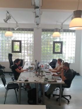 Samebug - Fotó az irodáról