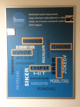 SCOLVO - Kedvenc tárgy az irodában