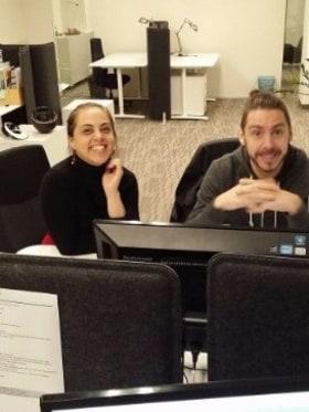 Serendi SA - Fotó az irodáról