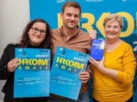 SINOSZ - HRKOMM Award Arany