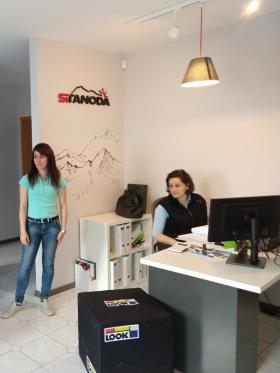 SÍTANODA - Az iroda másik oldala