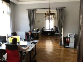 Skvad Digital - Fotó az irodáról  - Budapest, Sörház u. 4, 1056 Magyarország