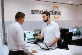 Smart Clinic - Fotó az irodáról  - Budapest, Bölcső u. 11, 1117 Magyarország