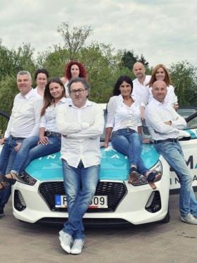 Smart Ingatlan Szombathely - A csapat