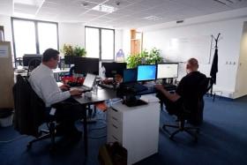 Smartfront kft - Fotó az irodáról  - Budapest, Váci út 18, 1132 Magyarország