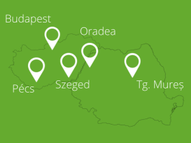 Sonrisa Informatika - Locations