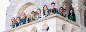 Starbucks Magyarország - Csapatfotó