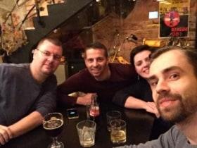 StartMeUp Hungary - Whisky est!
