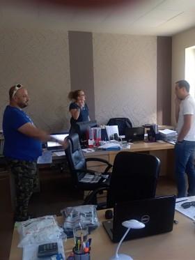 Stoking Trade Kft. - Fotó az irodáról  - Kápolna, Szabadság tér 2, 3355 Magyarország