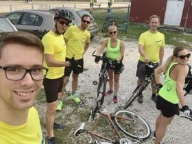 Stylers Group - Balatoni bicajtúra