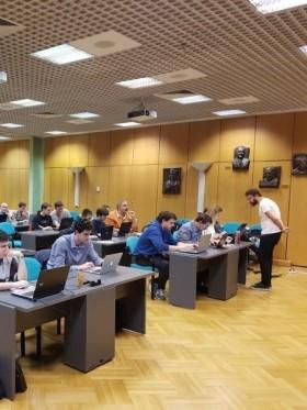 SZTAKI - Egymástól is tanulunk workshop