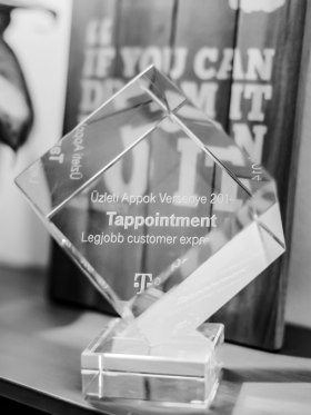 """Tappointment Kft. - """"Best Customer Experience"""""""