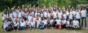 Tata Consultancy Services Hungary - Team photos