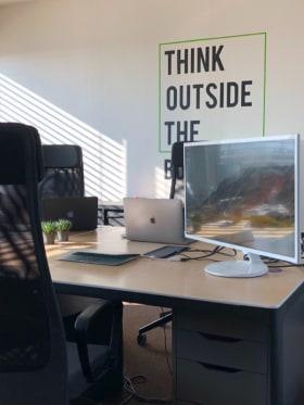 Taxify - Fotó az irodáról