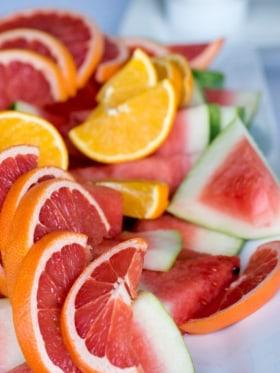 Tesco - Szerdánként friss gyümölcs vár